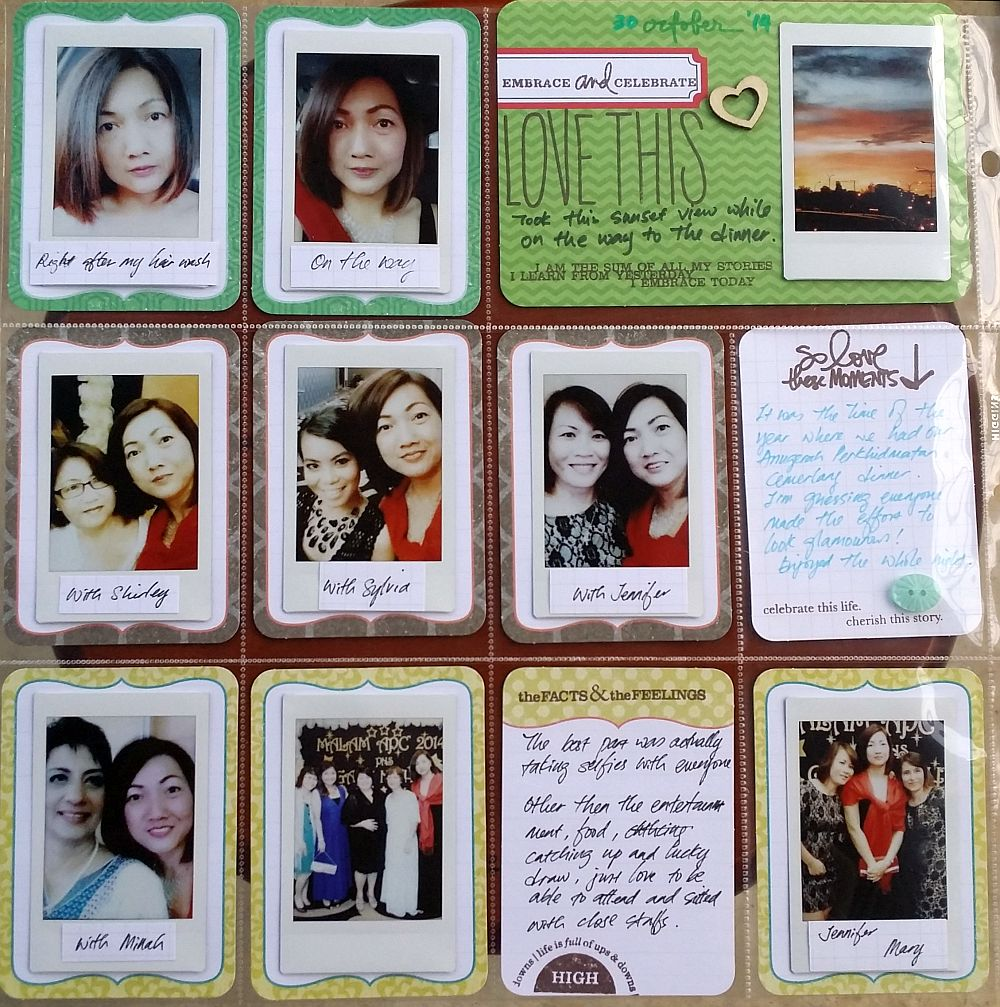 Scrap book meaning - I Hope These Pages Would Give You Some Push In Doing Your Own Scrapbook Pages To Record Down The Meaning Behind All Those Photos That You Ve Taken